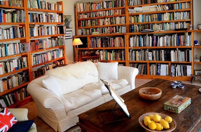Library, Almassera Vella