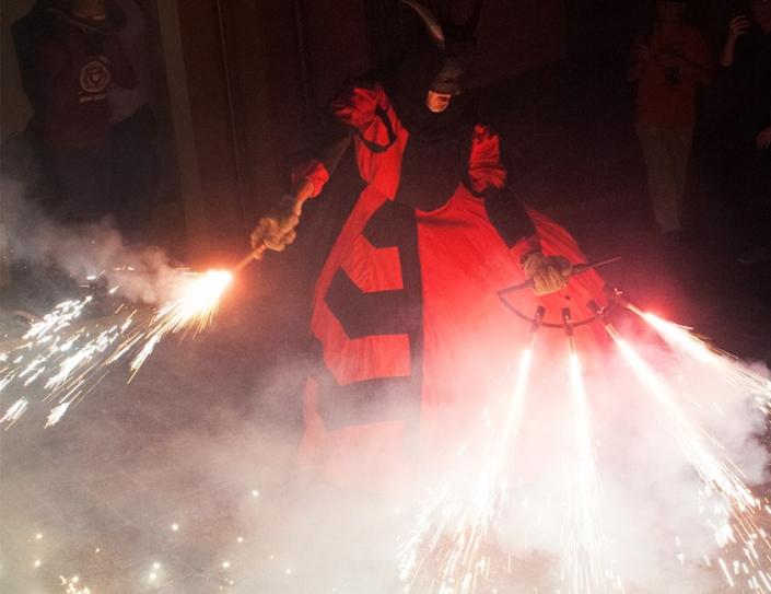 Corre-foc – Relleu Fiesta